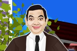 Vestir Mr Bean