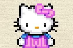 Desenhar Hello Kitty