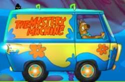 Scooby Motorista