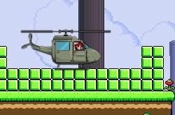 Helicóptero do Mário