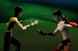 Homem Aranha vs Street Fighter