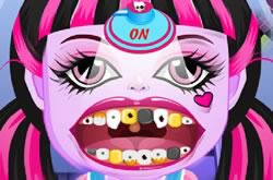 Monster Baby No Dentista