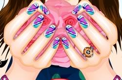 Mint Nail Fashion