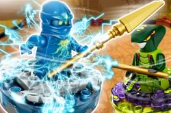Ninjago Energy Spear