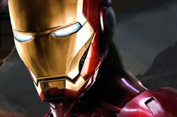 Iron Man New York