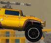 Hummer Rocket Launch