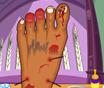 Clawdeen Wolf Foot Doctor