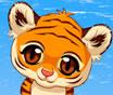 Pet Stars Baby Tiger