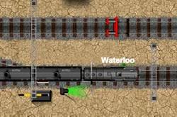Train Traffic Control