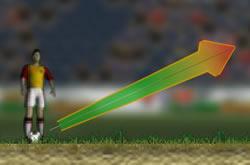 Futebol Lob Shot