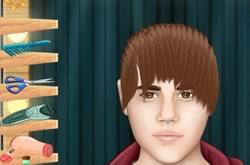 Cortar O Cabelo Do Justin Bieber