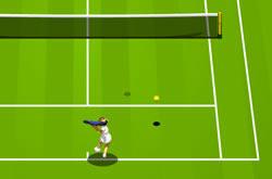 Jogando Tênis