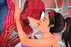Beijo Do Homem Aranha 2