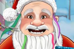 Fazer A Barba Do Papai Noel