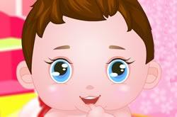 Jogo De Vestir Bebê