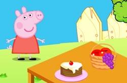 Peppa Pig Decorar Jardim
