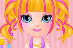 Baby Barbie Manga Haircuts