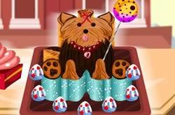 Birthday Cakes Yorkie Cake