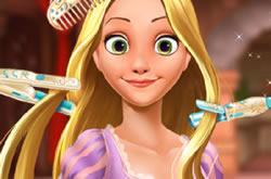 Rapunzel Fantasy Hairstyle