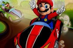 Corrida De Carros Do Mario