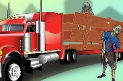 Caminhão De Pegar Zumbis