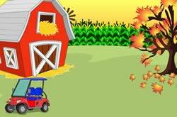Escapar Da Fazenda