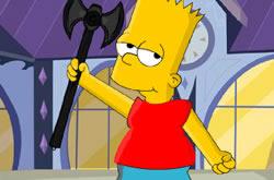 Bart Simpsom Fantasia De Halloween