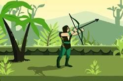 Treinamento Do Arqueiro Verde