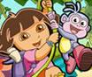 Dora Boots Find Treasure