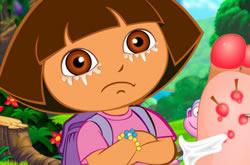 Dora Foot Injuries