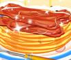 Pancakes Bacon