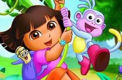 Dora Fly A Kite