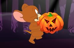 Tom E Jerry Pumpkin Collect