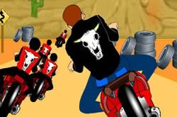 Desert Gang Racer