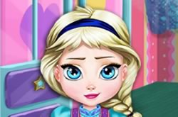Baby Elsa Room Decoratiom