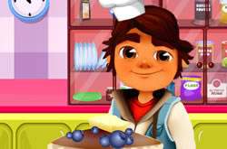 Subway Surfers New Yar Pancakes