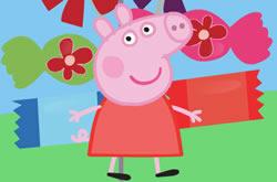 Peppa Pig Candy Match