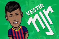 Vestir O Neymar