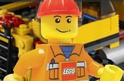 Caminhão Do Lego