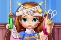 Princesinha Sofia No Hospital