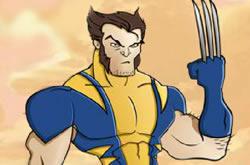 Moto Do Wolverine