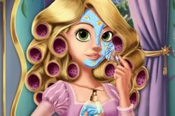 Rapunzel Real Makeover