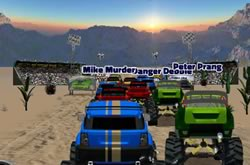 Monster Truck Rally