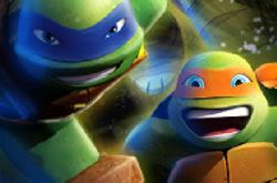 Tartarugas Ninjas 3d