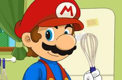 Mario Mushroom Cupcakes