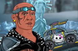 Max Fury Dead Race
