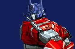 Transformers Xmas Racing