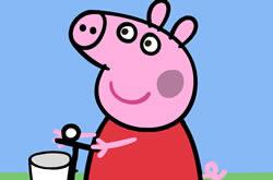 Peppa Pig Painting