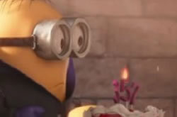 Minions Movie Hidden Letters