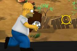 Simpson Hoops